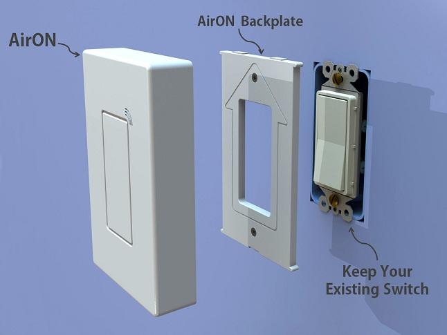 AirON-installation-interrupteur