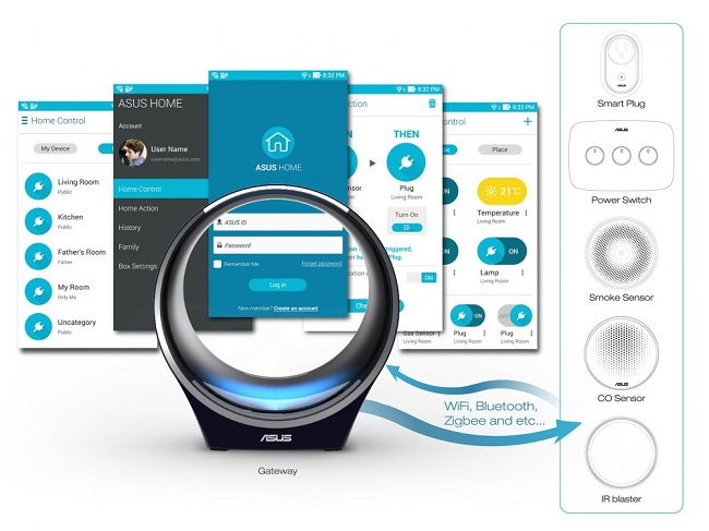 Asus_Smart_Home_System-appli