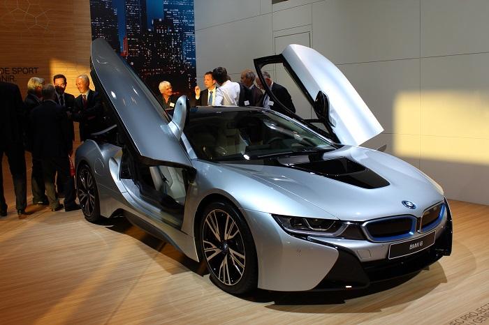BMW-salon