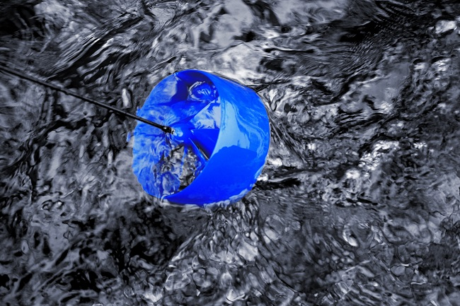 Blue Freedom Turbine