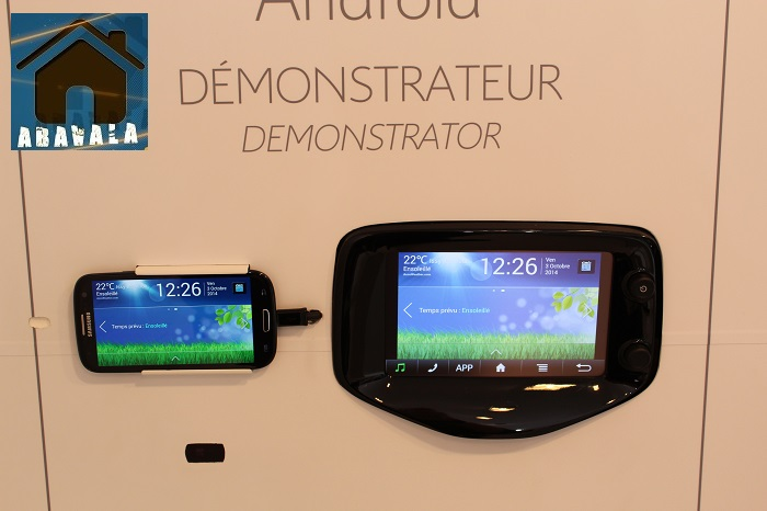 Citroen-connect-android
