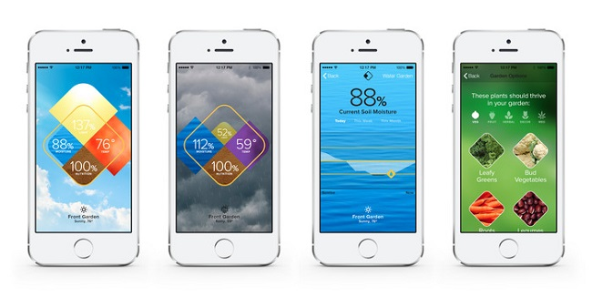 Edyn-app-screens