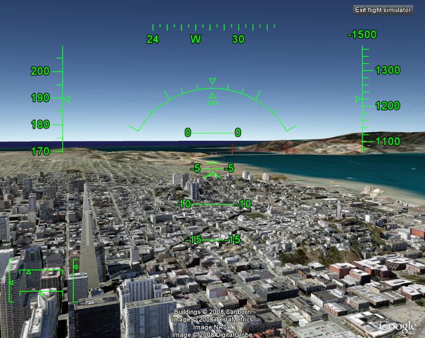 GE-flight-simulator