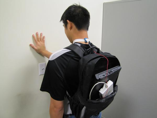 Human-antenna-Controller