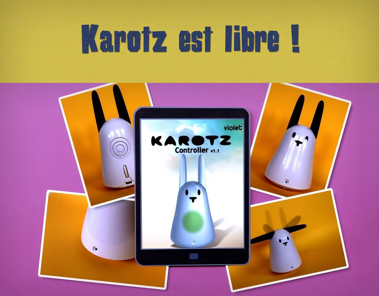 Karotz-libre