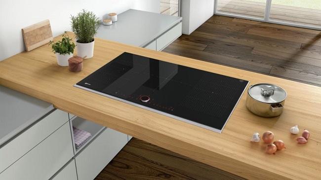 Neff Connecte Sa Table Flex Induction Twist Pad Fire Aux Hottes En