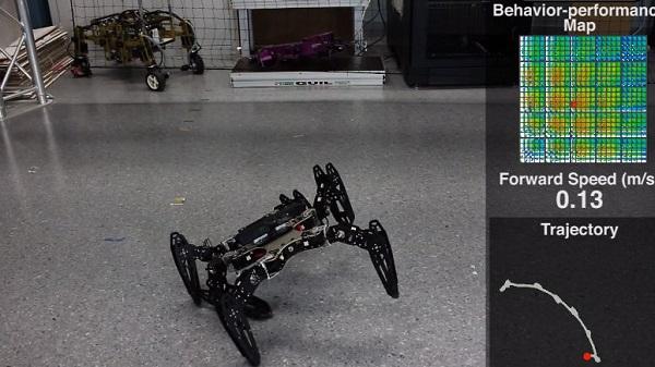 Robot adapt injury