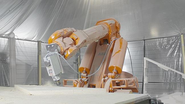 Robot-frezen