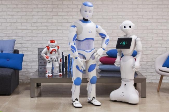Robots-Aldebaran