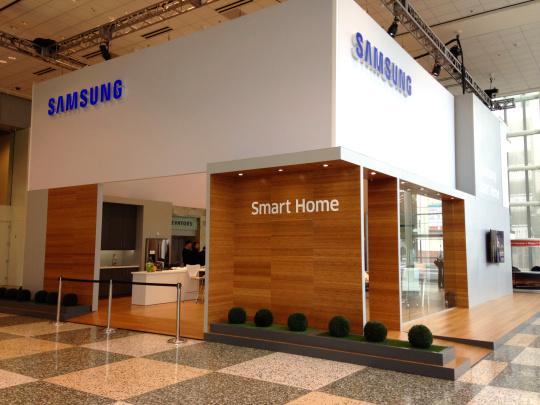 Samsung-maison