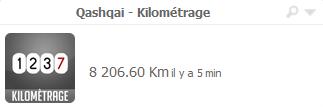 Tuto Compteur kilométrique 1 km