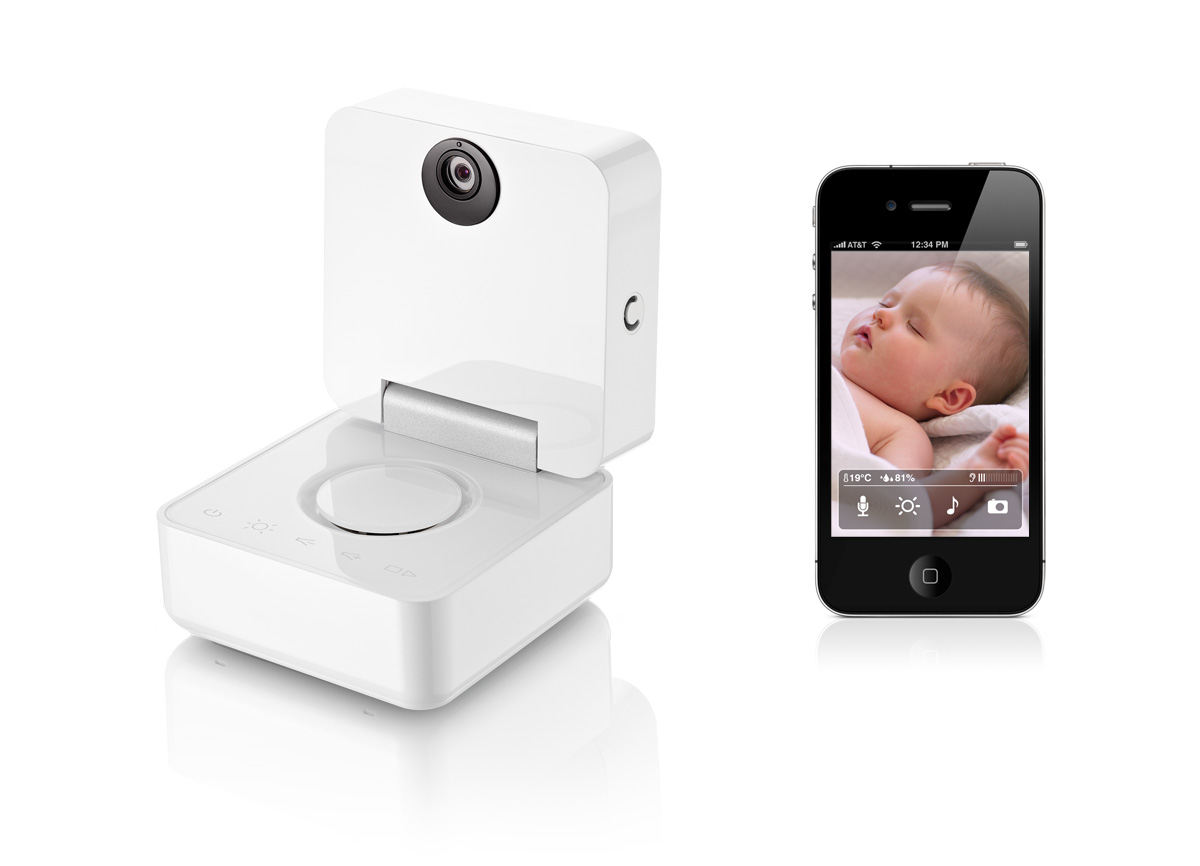 babyphone iphone smart baby monitor withings 2017 2018 best cars reviews. Black Bedroom Furniture Sets. Home Design Ideas