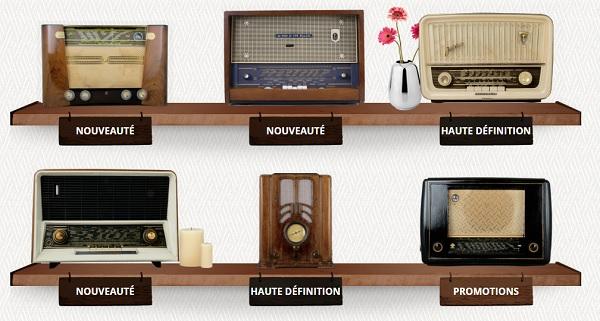 vintage radios redonner de la voix de belles vieilles dames. Black Bedroom Furniture Sets. Home Design Ideas