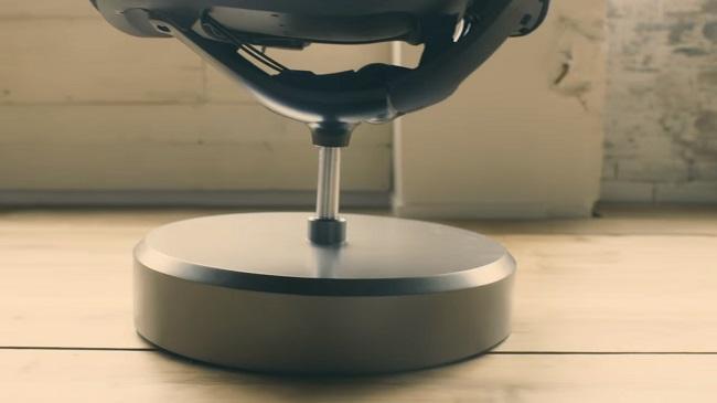 chaise-autonome-nissan-pied