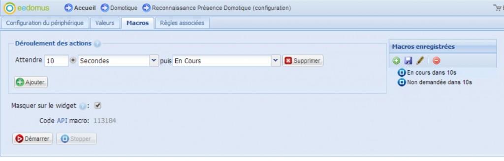 eedomus-etat-maj-macro_en_cours