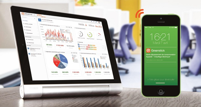 greenstick-suivi-consommation-interface