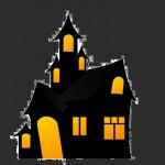 halloween chateau