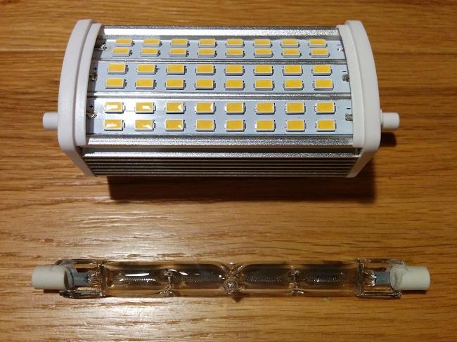 redonner vie un lampadaire halog ne gr ce aux ampoules led. Black Bedroom Furniture Sets. Home Design Ideas