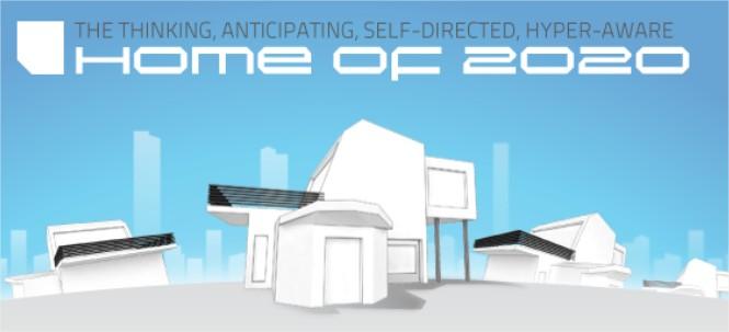 Imaginons la maison de 2020 for Maison 2020