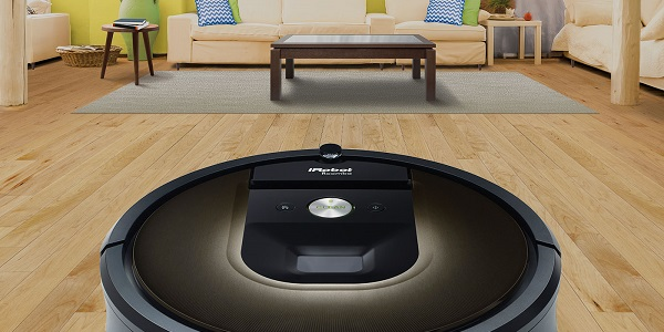 avec l 39 aspirateur roomba 980 irobot vit une petite r volution. Black Bedroom Furniture Sets. Home Design Ideas