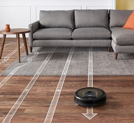 iRobot-Roomba-980-iAdapt-Navigation