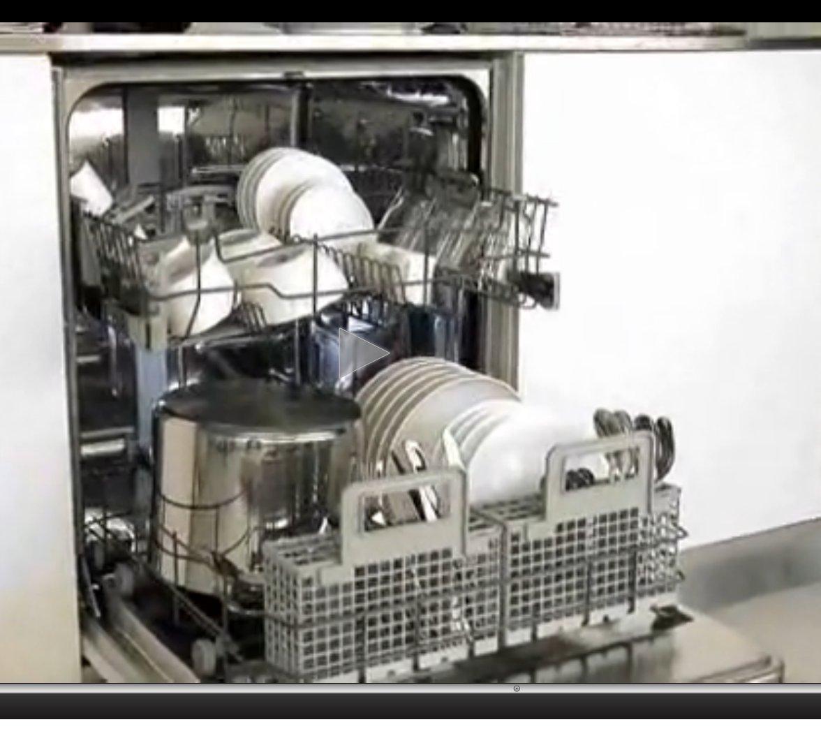 Le lave vaisselle et la domotique for Lave vaisselle le plus economique