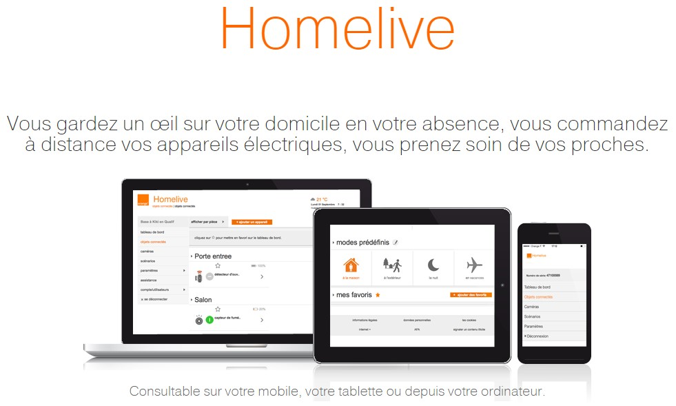 orange-homelive-pilotage