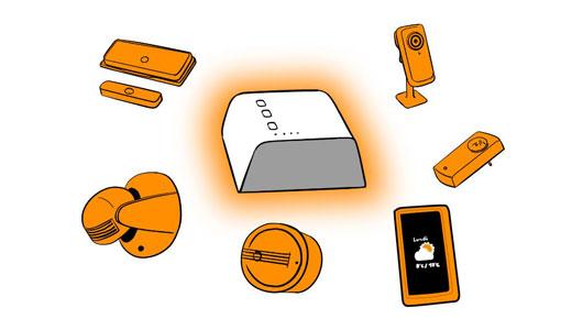 orange-smart-home