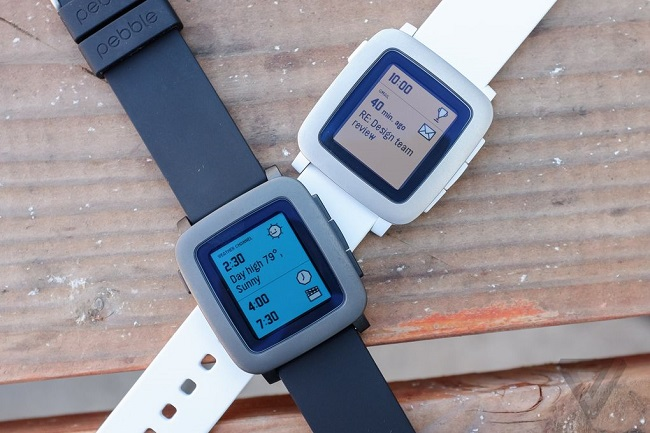 pebble-time-modèles