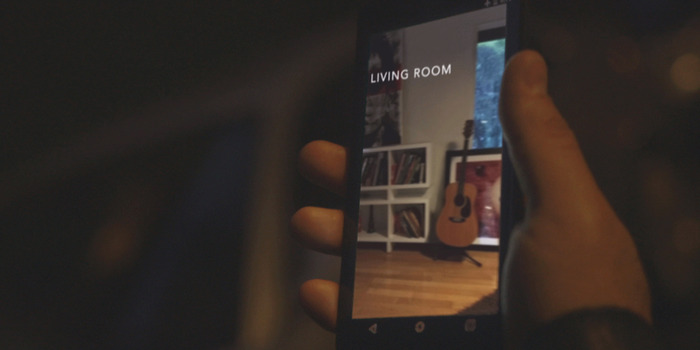 personnal_robot_smart_home_smartphone