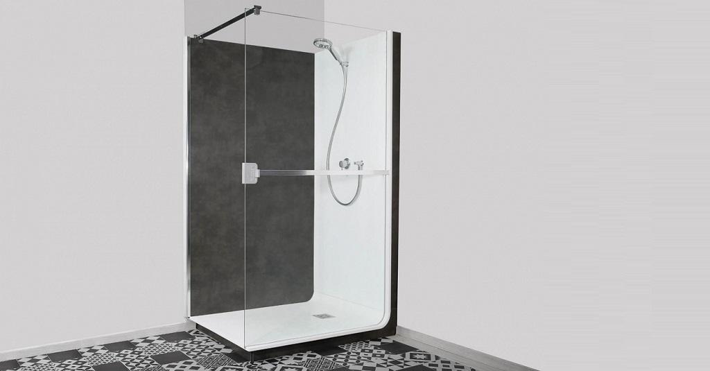 cabine de douche elmer