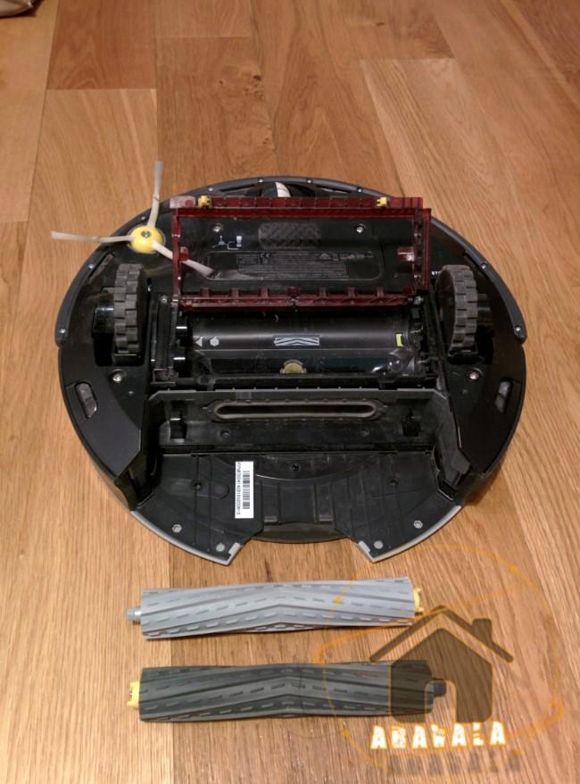 roomba-870-démonté