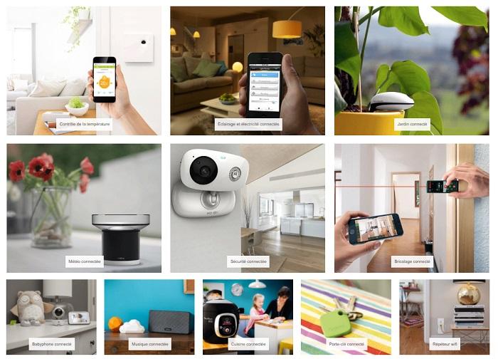 bonplan la maison connect e est la f te sur amazon. Black Bedroom Furniture Sets. Home Design Ideas