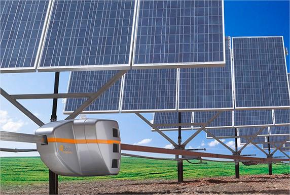 qbotix solbot un robot pour maximiser le rendement du panneau solaire. Black Bedroom Furniture Sets. Home Design Ideas