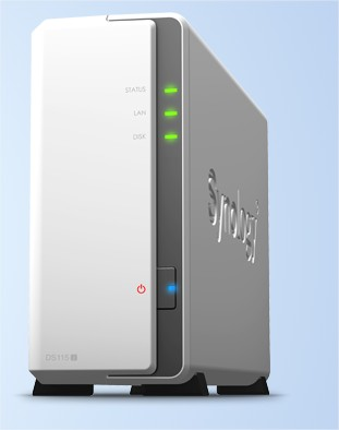 synology_DS215j