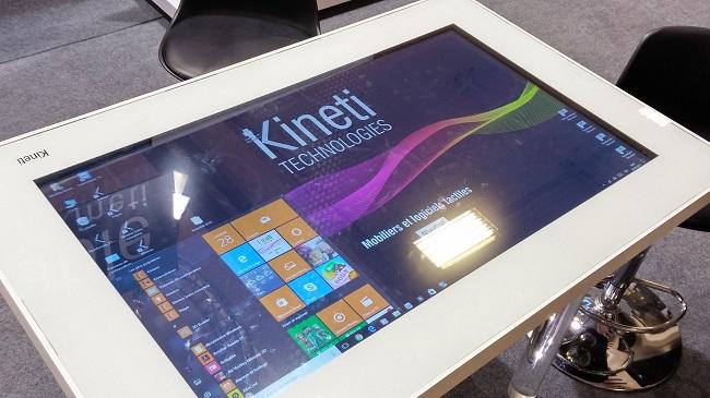 kineti table basse prix