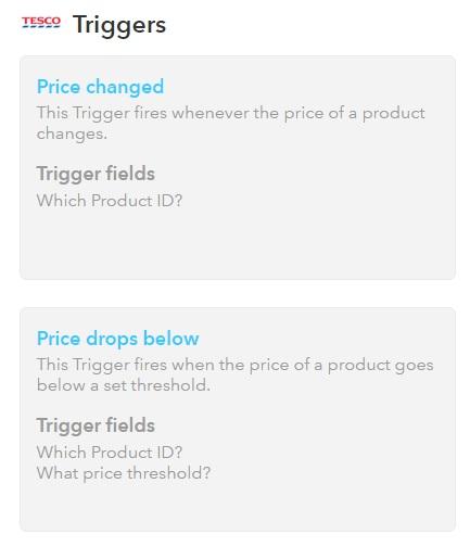 tesco-ifttt-triggers