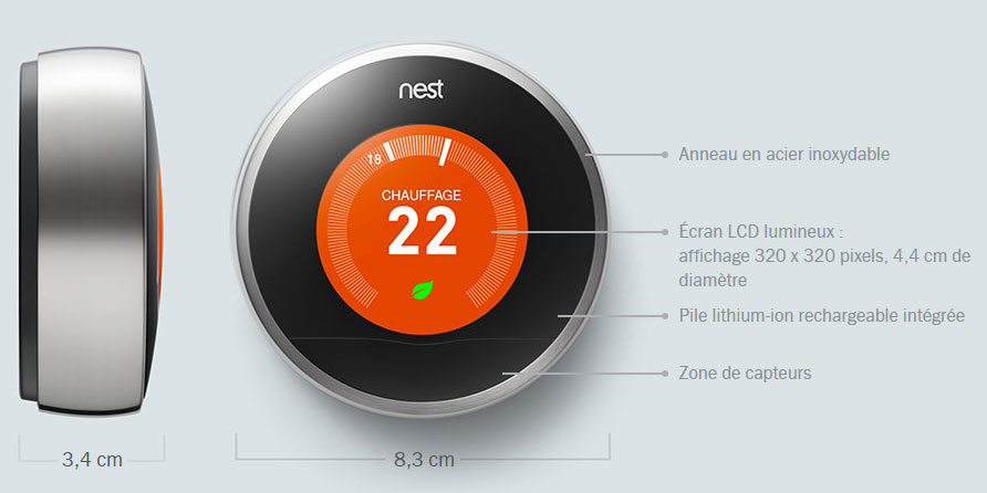 thermostat-google-nest-caracteristique