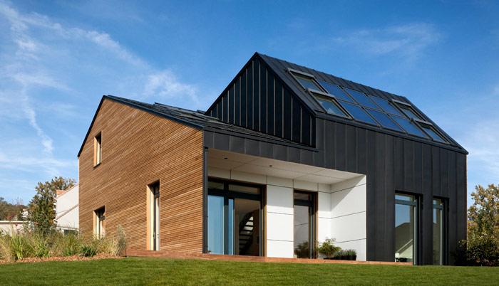velux maison air et lumi re cherche famille pour tester son concept. Black Bedroom Furniture Sets. Home Design Ideas