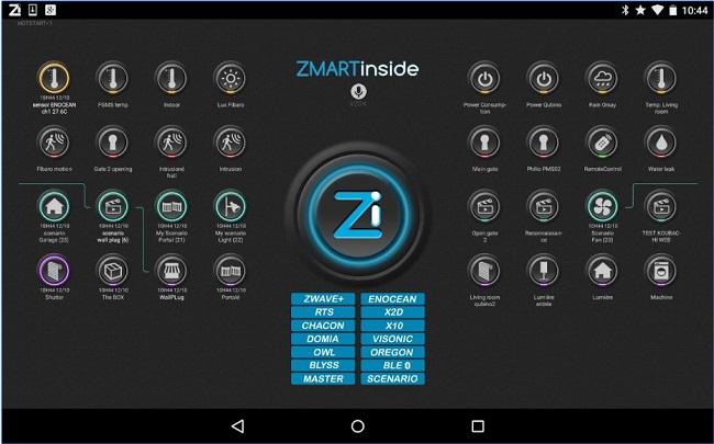 zihome_ecran